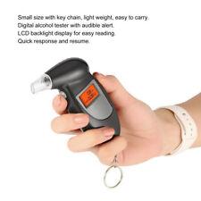 New Brand Portable MINI Digital LCD Alcohol Breath Tester Analyzer Breathalyzer