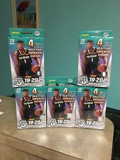 New Listing💥2019-20 Panini Mosaic Basketball (5) Hanger Box (Zion Williamson Ja Morant)💥