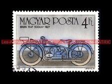 BMW R47 500 ( R 47 ) 1927 - MAGYAR POSTA - HONGRIE : Timbre Poste Moto