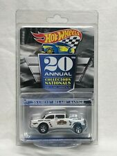 HOT WHEELS 2020 COLLECTORS NATIONALS 55 CHEVY BEL-AIR GASSER FREE SHIPPING #5877