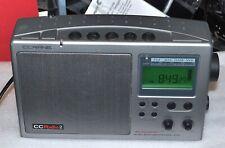 C. Crane Ccradio2 Enhanced Portable Am /Fm Weather Ham Wx Band Nice Condition