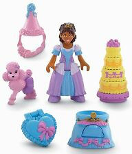 Fisher price precious places nadia la fête princesse