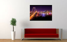 SAN FRANCISCO NEW GIANT LARGE ART PRINT POSTER PICTURE WALL