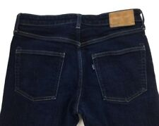 Levis Made and Crafted Mens Jeans Needle Narrow Tag 32x34 Actual 32x28 1/2