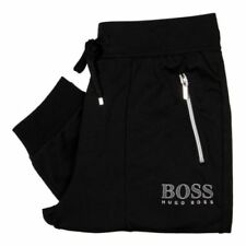 Pantalones de hombre negro HUGO BOSS