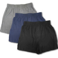 3 or 6 Mens Boxer Briefs Underwear Stretch Fashion Trunk Short Bulge Lot (S-XL)