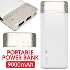 9000mAh Power Bank External Battery Portable Charger For BlackBerry Priv CDMA