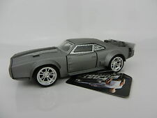 1:32 JADA TOYS *FATE OF THE FAST & FURIOUS* DOM'S ICE CHARGER *DIECAST*