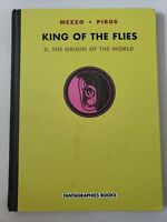 KING OF THE FLIES 2: THE ORIGIN OF THE WORLD GRAPHIC NOVEL 2005 FANTAGRAPHICS