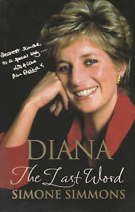 Diana The Last Word ......Simone Simmons