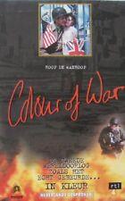 COLOUR OF WAR - BOXSET 3X VHS