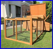 PETS IMPERIAL® BALMORAL WITH RUN LARGE CHICKEN COOP HEN ARK HOUSE HUTCH NEST
