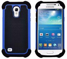 GizzmoHeaven Samsung Galaxy S4 Mini Shock Proof Phone Case Heavy Duty Hard GEL