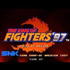 The King of Fighters '97 KOF Cartridge SNK 1997 NEOGEO JAMMA Fight Used Japan