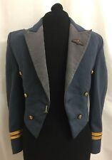 """RAF ROYAL AIR FORCE OFFICERS MESS DRESS JACKET TUNIC - Chest: 35""""  British"""