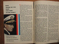 March-1961 TV Guide(ROSCOE KARNS/LEE  REMICK/ASA MAYNOR/JACK BAILEY/RAYMOND BURR