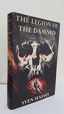 The Legion of the Damned by Sven Hassel GA&U London Hardcover 1957 2nd print NF