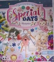 24 x A6 TOPPERS FROM HUNKYDORY - LITTLE BOOK OF SPECIAL DAYS TOPPER CARD MAKING