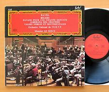Ravel Bolero Orchestra Works Maurice Le Roux Festival Classique FC 425 Stereo