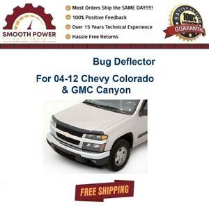 AVS Hoodflector Protector Bug Shield 21421 For 04-12 GMC Canyon Chevy Colorado