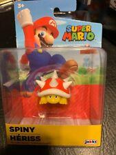 World of Nintendo Super Mario Wave 2019 Spiny 2.5-Inch Mini Figure
