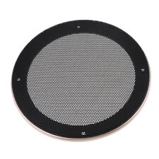 6.5inch Speaker Grills Cover Steel Mesh Case Dust Cover Protector