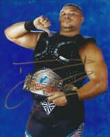 D'Lo Brown ( WWF WWE ) Autographed Signed 8x10 Photo REPRINT