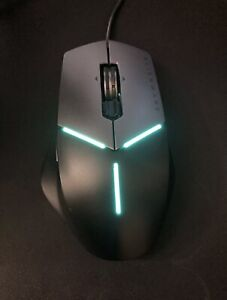 Alienware Dell-AW558-BK AW558 Advanced Wired Optical Gaming Mouse