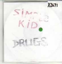 (CU105) Simple Kid, Drugs - DJ CD