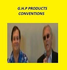 BATMAN Adam West,Burt Ward & lee meriwether 2 Convention Panels ***RARE L@@K**