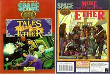 Space 1889 Tales & More Tales From the Ether GDW/Helio