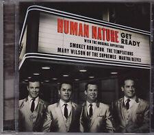 HUMAN NATURE - GET READY - CD - NEW