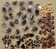 25 NEW Lego Captain Jack Sparrow Minifig Pirates of the Caribbean 4195 4193 4194