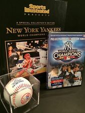 NEW!! NY Yankees '09 S.I. World Series Collector's Set