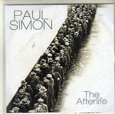 (CI666) Paul Simon, The Afterlife - 2010 DJ CD