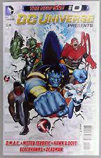 DC Universe Presents #0 (2012) Near Mint * DC Comics ~ New 52 CBX7A