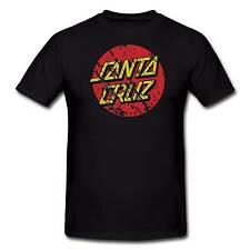 Santa Cruz Retro Distressed T Shirt