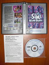 Los Sims House Party (expansión) [PC CD-ROM] EA Maxis Classics Versión Española