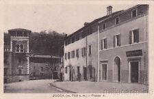 * ZOCCA - Piazza, Banco Bolognese 1926