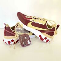 Nike React Element 55 Florida State FSU Seminoles Shoes CK4838-600 Sz 9.5-12