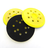 Sanding Pad Sander For Orbit Cubes DW421 DW421K Backup Disc 8 Holes Detailing