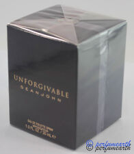 UNFORGIVABLE FOR MEN BY SEAN JOHN  1.0 oz/30 ML EDT SPRAY IN BOX