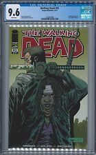 """Walking Dead #92 CGC 9.6 White Pages 1st appearance of Paul """"Jesus"""" Monroe"""