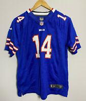 Nike NFL Ladies Buffalo Bills Jersey American Football Shirt Size L (14-16)
