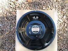 Weber Signature Series Alinco Speaker 12 25W 8 Ohm Smooth Cone