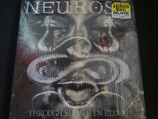 "Neurosis ""Through Silver In Blood"" 2xLP. Yellow/Green Vinyl. SUPER RARE !"