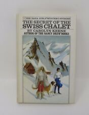 The Dana Girls and the Secret of the Swiss Chalet #7 Vintage HB