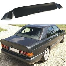 Mercedes-Benz W201 190 AMG Style Boot Tail Trunk Spoiler Wing Ducktail Lip Sedan