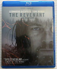 The Revenant (Bluray, 2016) Canadian