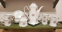 VTG SELTMANN WEIDEN COFFEE/TEA SET W/ (BAVARIA, WEST GERMANY) Julia